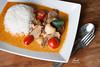 แกงเผ็ดเป็ดย่าง - You taste so good. (InsaneAnni) Tags: food hot reis curry foodporn thai spicy küche ente culinary lychee thaifood scharf อาหาร thaicuisine ไทย foodblogger kulinarisch thailändische foodlover อาหารไทย แกง ย่าง rotescurry อร่อยดี เผ็ด culinarycuisin