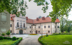 Dvorac Lužnica (Milan Z81) Tags: castle europe croatia palace hrvatska barok dvorac marijindvor zaprešić lužnica