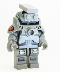 LEGO HALO BRUTE (Keaton FillyDing) Tags: 3 lego space alien halo elite figure reach custom grunt brute minifigure