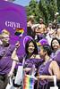 "Vancouver Pride Parade 2014 - 0150 (gherringer) Tags: summer music canada vancouver fun happy bc pride parade colourful telus caya vanpride ""west end"""