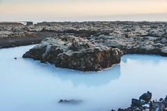 Blue Lagoon (Jaime Prez) Tags: lake water lago iceland islandia agua rocks sland rocas bluelagoon blalni