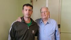 Deputado Estevam Galvão se reúne com prefeito e vereadores de Salesópolis