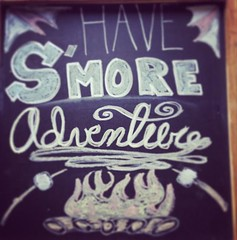 "smore adventure • <a style=""font-size:0.8em;"" href=""http://www.flickr.com/photos/85572005@N00/14894030611/"" target=""_blank"">View on Flickr</a>"