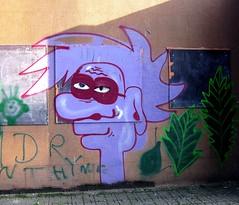 Graffitis - Grande-Synthe