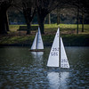 Model boating-03627 (Erik Norder) Tags: newzealand christchurch lake square sailing sail remotecontrol modelboat modelyacht sonyalpha550 eriknorder eriknorderphotography