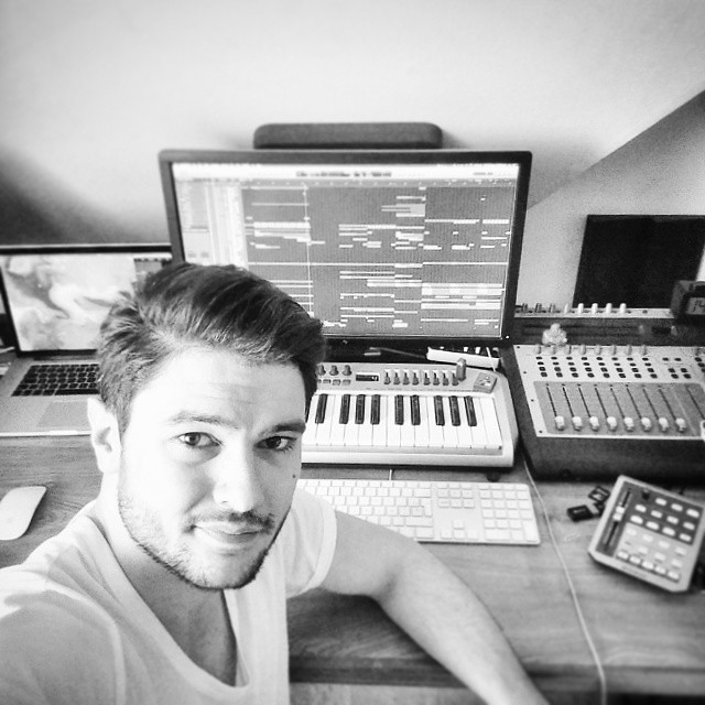 Wanted to say hi while getting this new track ready!