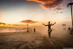 Playa and Dust  Burning Man (Eric Zumstein) Tags: burningman playa desert sand clouds bestcapturesaoi elitegalleryaoi aoi
