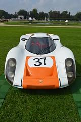 2014_09_Concours_Chantilly_Porsche_907_2 (Daawheel) Tags: france car vintage racing mans le porsche concours chantilly elegance 907