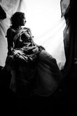 Body Study (a.kircheva) Tags: woman art girl beauty pose nude photography nikon body seat posture