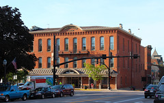 Phnix Block (Eridony) Tags: ohio downtown medina medinacounty constructed1870