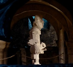 Eduardo Paolozzi, Vulcan (jacquemart) Tags: vulcan maquette eduardopaolozzi crucible2gloucestercathedral