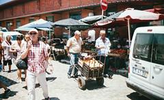 Portugal 2014 (Tess Janssen) Tags: travel people travelling film portugal analog market grain traveller analogue adventures 2014 portugal2014