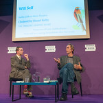 Will Self talks to Stuart Kelly about his latest novel Shark