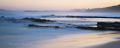 evening glow (neil aldred) Tags: sunset coast south ngc australia explore nsw southaustralia mollymook