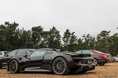 Black Diamond (Nathan Craig | Photography) Tags: spyder porsche 918
