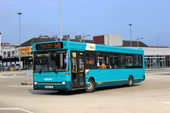 Arriva North East - R429COO, 1654 (M.R.P Photography) Tags: 1654 dennisdart arrivanortheast r429coo plaxtonpointer1
