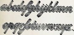 Old Type Specimen (sjrankin) Tags: edited historic font alphabet grayscale internetarchive alphabetic bookimage internetarchivebookimage 6september2014