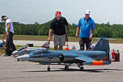 First in Flight RC Jet Rally 2014 - F-104 Starfighter (John. Romero) Tags: radio plane canon airplane photography fly flying photo nc airport control aircraft aviation air rally flight jet first hobby airshow planes carolina wilson remote tamron rc flyin