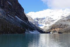 On the Lake (JB by the Sea) Tags: canada rockies alberta banff rockymountains lakelouise banffnationalpark canadianrockies september2014