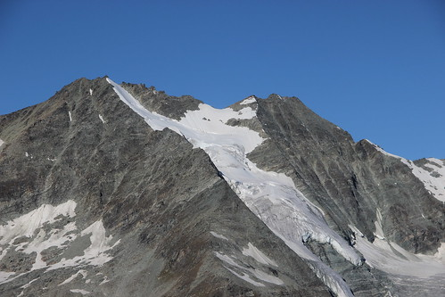 Les Diablons and Diablons Gletscher