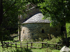 Sant Marti D'Envalls (Keith Kingston) Tags: france mountains church trek keith kingston pyrenees 2014