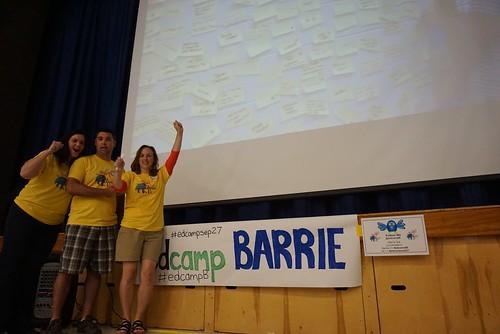 #edCampBarrie 2014