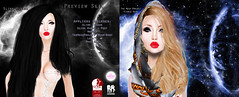 Free Skin with ALOT of appliers (Alexxandra Sorbet (- Anxiety -)) Tags: life red beautiful beauty project mesh skin free lips sl secondlife gift second visage slink themeshproject
