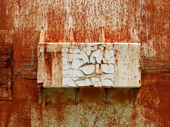 Rust Triptych: Panel #3 (Keith Michael NYC (4 Million+ Views)) Tags: nyc ny newyork statenisland mountloretto mountlorettonorthwoods