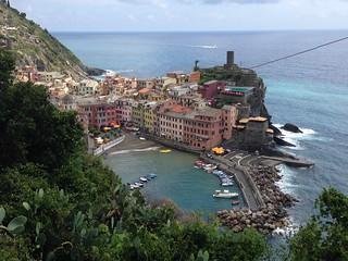 Vernazza. Cinque Terre. Italy.