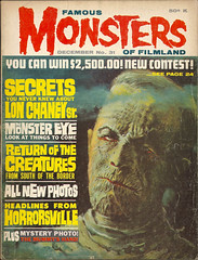 FAMOUS-MONSTERS-31-1964 (The Holding Coat) Tags: famousmonsters mauricewhitman warrenmagazines