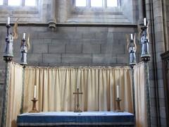 St Georges Church, Cullercoats, North Tyneside, England, UK, 9/2009 (SteveT0191) Tags: uk england church stgeorges northumberland 2009 cullercoats tyneandwear northtyneside