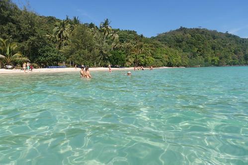 Loh Moo Dee Beach - Phi Phi Don sziget
