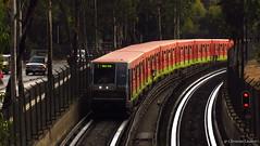 C.N.C.F. NM-83 M.0436 | Ticoman L-3 (Christian Linarez) Tags: cdmx ciudaddemexico cncf concarril ticoman indiosverdes nm83 nm83a stcmetro stc subway metrodf metro