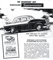 Standard Vanguard Spacemaster (c.1955-56)