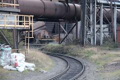 IMG_0816  British Steel, Scunthorpe (SomeBlokeTakingPhotos) Tags: britishsteel steel steelworks steelmill steelindustry stahlwerk stahl heavyindustry manufacturing industrialrailway torpedocar