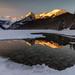 Lake Louise (shaunyoung365) Tags: mountain sunrise banff canada winter sonya7rii frozen