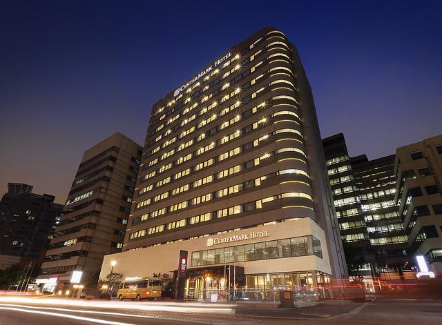 ソウルの人気ホテル:センターマークホテル