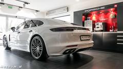 Porsche Centrum Sopot - Nowa Panamera - biała perła -1360825