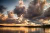 Mittsommernacht in Schweden (alexanderscholz) Tags: backpacking nightshot sunset jokkmokk nachtaufnahme sonnenuntergang midsummer mittsommer mittsommernacht clouds reflection romantik romantic sweden scandinavia polarkreis polarcircle forest lake see mitternacht midsummernight