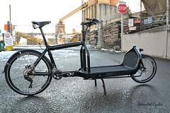 2017 Bullitt XT Classic Black (Splendid Cycles) Tags: shimano shimanoxt bullittcargobike cargobike familybike work bike workbike howcool splendidcycles larryvsharry