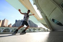 Rollerblade Valencia (Rollerblade) Tags: skating inline rollerblade maxxum cityexplorer
