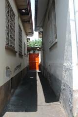 Narrow alley in Pordesar