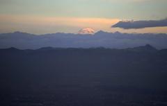 Nevado del Tolima (CAUT) Tags: mountain snow june sunrise landscape nikon colombia bogota view earlymorning peak paisaje amanecer montaa junio nevado lavirgen 2014 tolima d610 caut nevadodeltolima piconevado cerrosorientales quebradalavieja nikond610 altolavirgen