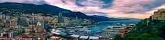 Monaco Panorama (mbfirefly) Tags: panorama montecarlo monaco views vista