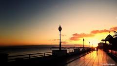 sunset españa sun color sol apple sunshine puerto island... (Photo: Ƹ̴Ӂ̴ƷThami Lareo DOminguez on Flickr)