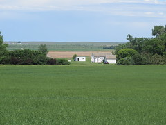 Ludwig & Christina (Schwahn) Welk Homestead (Germans from Russia Heritage Collection, NDSU) Tags: homes farms agriculture welk emmonscountynd ludwigchristinaschwahnwelkhomesteademmonscountynd