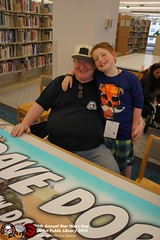 2014 Joliet Library SW Day095 (The Clone Emperor) Tags: public star midwest day library wars base joliet garrison 2014 nar starwarsday shaddaa