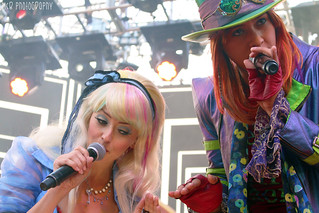 mad t party: a little bit softer now