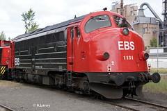 EBS MY 1131 (ex DSB) Karsdorf 23-06-2014 (Alex Leroy) Tags: ex 1131 dsb ebs my karsdorf 23062014