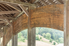 Vordere Brügg (qitsuk) Tags: schweiz switzerland coveredbridge schwyz muotathal woodenbrigde muota vorderebrücke vorderebrügg